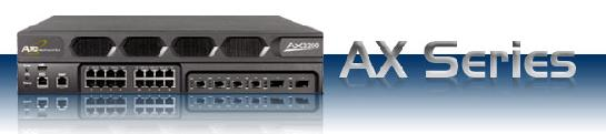 AX Series platform advantage